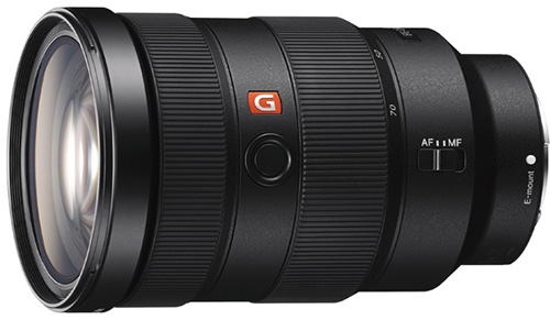 Объектив Sony FE 24-70mm F2.8 GM (SEL2470GM//Q)
