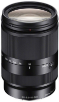 Объектив Sony E 18–200 мм f/3.5–6.3 OSS LE (SEL18200LE) фото