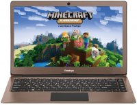 "Ноутбук Prestigio SmartBook 133S + игра Minecraft (PSB133S01) (Intel Celeron N3350 1.1GHz/13.3""/1920x1080/3GB/32GB SSD/DVD нет/Intel HD Graphics 500/Wi-Fi/Bluetooth/Win 10 Pro)"
