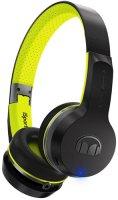 Наушники с микрофоном Monster iSport Freedom V2 Bluetooth On-Ear Black/Green (137097-00)