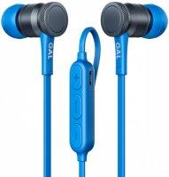 Беспроводные наушники с микрофоном Gal BH-2004 Blue