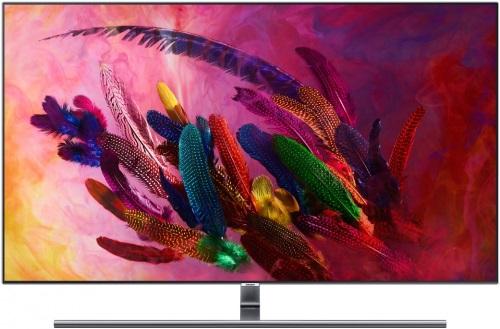 Купить Ultra HD (4K) QLED телевизор Samsung, QE65Q7FN (2018)