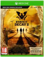 Цифровая версия игры MICROSOFT STATE OF DECAY 2: ULTIMATE EDITION