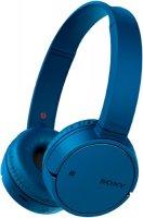 Наушники с микрофоном Sony WH-CH500 Blue