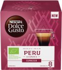 Кофе в капсулах Nescafe Dolce Gusto Espresso Peru Cajamarca