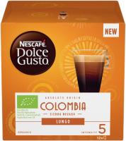 Кофе в капсулах Nescafe Dolce Gusto Lungo Colombia Sierra Nevada nescafe dolce gusto кофе о ле кофе в капсулах 16 шт