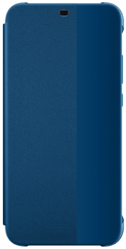 Купить Чехол Huawei, Smart View Flip Cover для Huawei P20 Lite Blue...