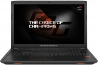 Ноутбук ASUS ROG GL753VE-GC182T Intel Core i7 7700HQ 2.8Gh/17.3