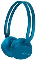 Наушники с микрофоном Sony WH-CH400 Blue