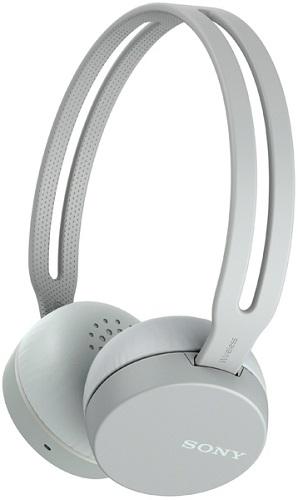 Купить Наушники с микрофоном Sony, WH-CH400 Grey
