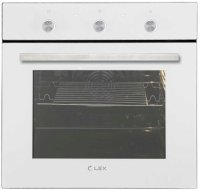 Независимый электрический духовой шкаф LEX EDP 070 WH