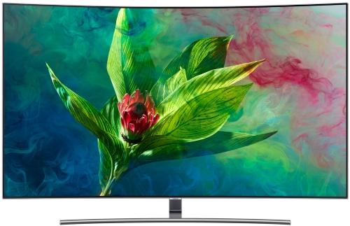 Купить Ultra HD (4K) QLED телевизор Samsung, QE55Q8CN
