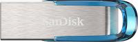 SANDISK CZ73 ULTRA FLAIR 64GB USB 3.0 TROPICAL BLUE (SDCZ73-064G-G46B)