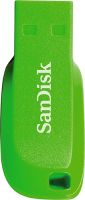 SANDISK CZ50 CRUZER BLADE 64GB USB 2.0 GREEN (SDCZ50C-064G-B35GE)