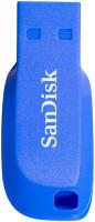 SANDISK CZ50 CRUZER BLADE 64GB USB 2.0 BLUE (SDCZ50C-064G-B35BE)