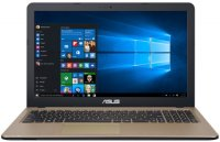"Ноутбук ASUS VivoBook F540NV-GQ046T (Intel Pentium N4200 1.1GHz/15.6""/1366x768/4GB/500 GB/NVIDIA GeForce 920MX/DVD нет/Wi-Fi/Bluetooth/Win 10 Home х64)"