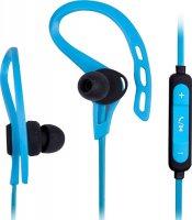 Беспроводные наушники с микрофоном Ritmix RH-410BTH Blue