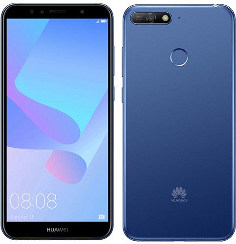 Купить Смартфон Huawei, Y6 2018 Prime ATU-L31 Blue