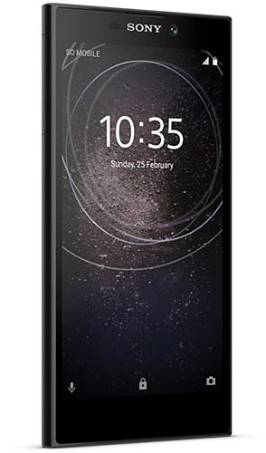 Купить Смартфон Sony, Xperia L2 Dual Black (H4311)