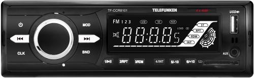 Автомагнитола Telefunken TF-CCR8101