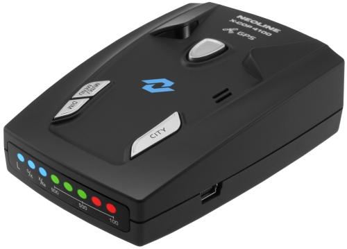 Купить Автомобильный радар-детектор Neoline, X-COP 4100