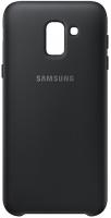 Купить Чехол Samsung, Dual Layer Cover для Galaxy J6 (2018), черный (EF-PJ600CBEGRU)