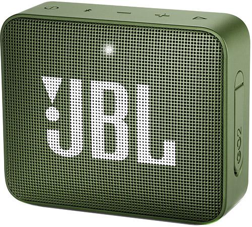 Купить Портативная акустика JBL, GO 2 Green