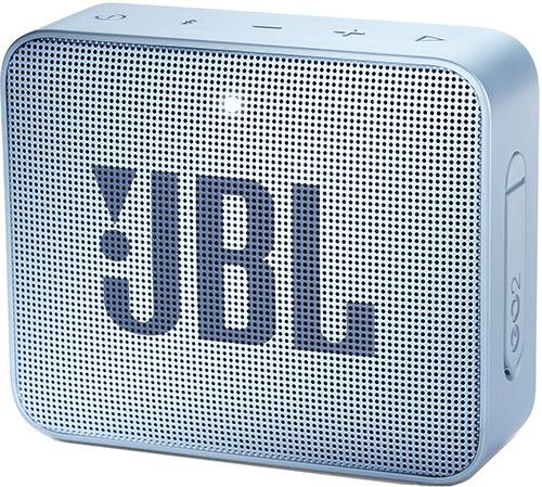 Купить Портативная акустика JBL, GO 2 Cyan
