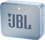 Портативная колонка JBL GO 2 Cyan