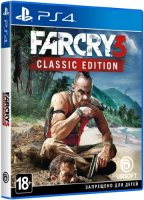 Игра для PS4 Ubisoft Far Cry 3. Classic Edition