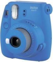 Фотоаппарат моментальной печати Fujifilm instax Mini 9 Cobalt Set Champion