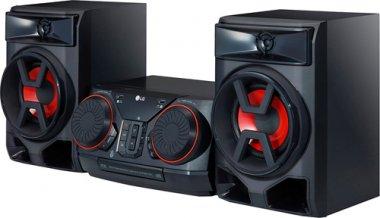 Музыкальный центр X-Boom CK43 - купить музыкальный центр LG X-Boom CK43 по  выгодной цене в интернет-магазине ЭЛЬДОРАДО с доставкой в Москве и регионах  ... 2267764602c