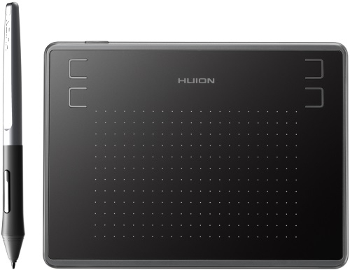 Купить Графический планшет Huion, H430P