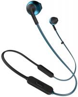 Беспроводные наушники с микрофоном JBL T205BT Blue