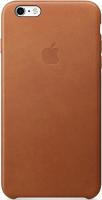 Купить Чехол Apple, Leather Case для iPhone 6 Plus/6S Plus Saddle Brown (MKXC2ZM/A)