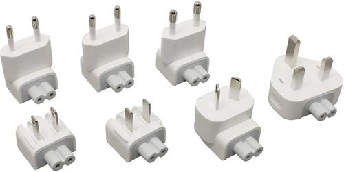 Набор адаптеров Apple World Travel Adapter Kit (MD837ZM/A)