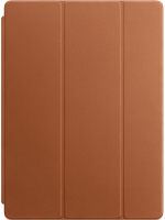 APPLE LEATHER SMART COVER IPAD PRO 12.9 SADDLE BROWN (MPV12ZM/A)