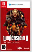 Игра для Nintendo Switch Nintendo Wolfenstein II - The New Colossus