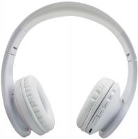 Беспроводные наушники с микрофоном Denn DHB405 White