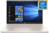 Ноутбук HP 14-ce0045ur (Intel Pentium Gold 4415U 2300Mhz/14