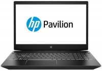 "Игровой ноутбук HP Pavilion Gaming 15-cx0027ur (4JT74EA) (Intel Core i5-8250U 1.6GHz/15.6""/1920х1080/8Gb/1Tb/GeForce GTX 1050/DVD нет/Wi-Fi/Bluetooth/Win 10 Home x64)"