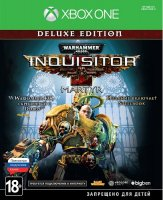 Игра для Xbox One Bigben Interactive Warhammer 40.000: Inquisitor-Martyr. Deluxe Edition