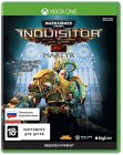 Игра для Xbox One Bigben Interactive Warhammer 40.000: Inquisitor-Martyr. Standart Edition