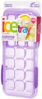 Форма для льда Sistema Klip It Ice Tray Accents Large Violet (61448)