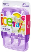 Контейнер для льда Sistema Klip It Ice Tray Accents Medium Violet (61445)