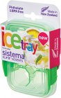 Контейнер для льда Sistema Klip It Ice Tray Accents Small Green (61440)