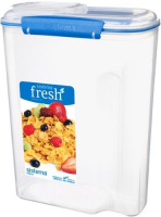 Контейнер для сыпучих продуктов Sistema Cereal Fresh, 4,2 л Marine Blue (921450)