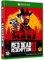 Игра для Xbox One Take Two Red Dead Redemption 2