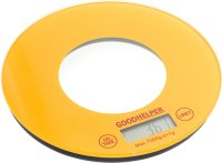 Кухонные весы Goodhelper KS-S03 Orange