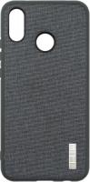 Чехол InterStep Tex-Met для Huawei P20 Lite Grey (HTM-HW0P20LK-NP1112O-K100)